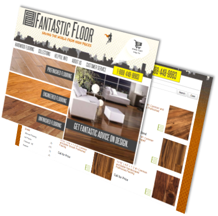 Fantastic Floor Website